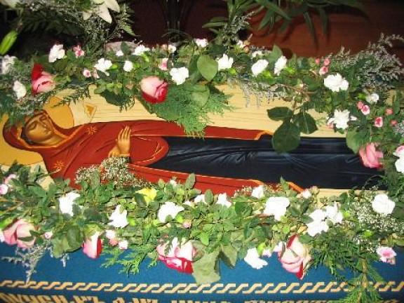 Dormition of the Holy Theotokos